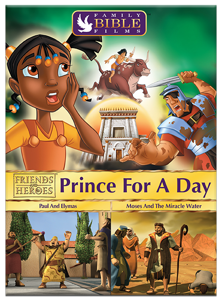 Prince for a Day video lesson
