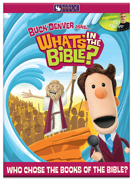 Who chose the books of the Bible video lesson