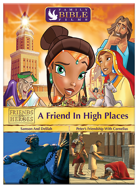 A Friend in High Places video lesson