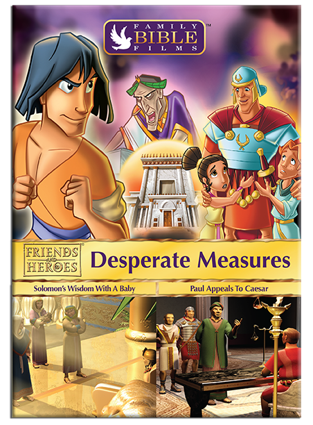 Desperate Measures video lesson