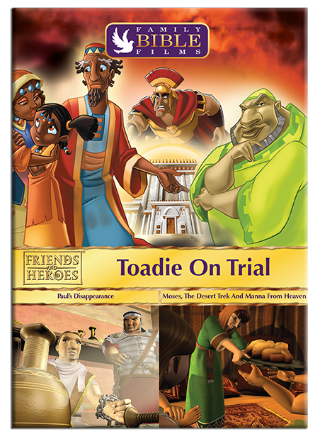 Toadie on Trial video lesson